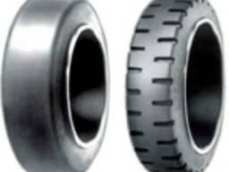 Колеса и шины бандажные 400х100 для ЭК-2