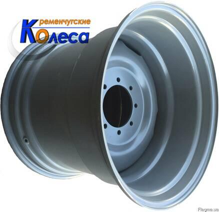 Колесный диск комбайна Дон-1500 размер dw27-32