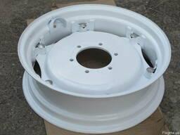 Колесный диск на минитрактора Yanmar, Iseki под шину 9,5-24