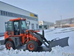 Колесный погрузчик для снега 2 м Eougem