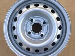 Колесные диски Ланос, Сенс r13 КрКЗ - фото 2