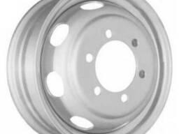 Колесные диски 6. 75x19. 5 ПАЗ, ГАЗ