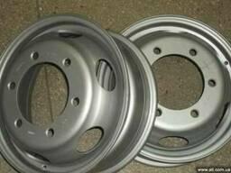 Колесные диски R16 к грузовым автомобилям Mercedes-Benz