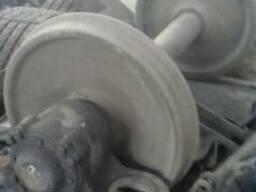 Колесные пары от20 до75мм тележки ханина - фото 3