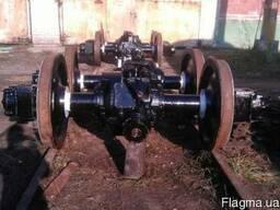 Колесные пары ТГК-2