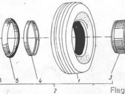 Колесо 8.15х15 на погрузчики 1792, 1788, 1794, 1784, 1786