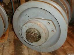 К2Р550 колесо крана мостового (550/500/160/100)