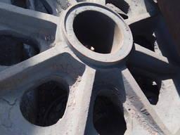 Колесо опорное ЭКГ-8 б/у после ремонта 3502. 05. 02. 201