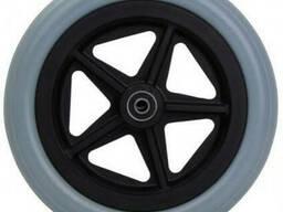 """Колесо переднее стальное для инвалидных колясок OSD 8"""". .."""