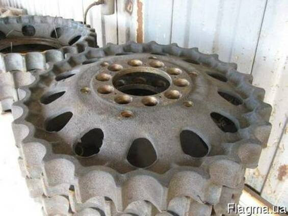 Колесо ведущее Т-130 50-19-99