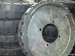 Колесо зернометателя ЗМ-60, ЗМ-90, ОВС-25