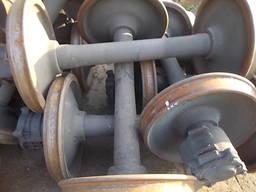 Колесо ж-д вагона Д 900 мм