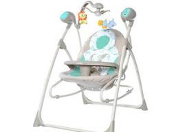 Колиска-гойдалка Carrello Nanny 3в1 CRL-0005 Azure Beige /1/ MOQ