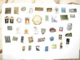 Коллекция значков(оптом)