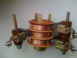 Коллектор кольцевой (токосъемник) для электрических талей