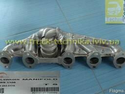 Коллектор выпускной Volkswagen 070253017A, 070253031F