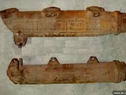 Коллектор выпускной задний Т4. 02. 109б, Коллектор выпускной