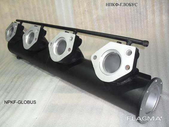 Коллектор выпускной 3А-6Д49.169спч