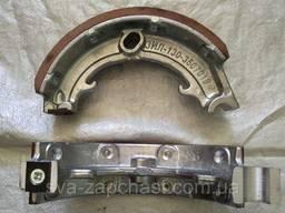 Колодка ручника ЗИЛ130 Колодка гальмівна ЗІЛ 130 стоянковог