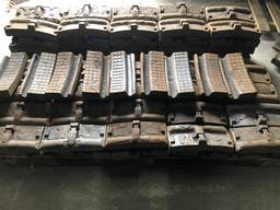 Колодка тормозная локомотивная тип М