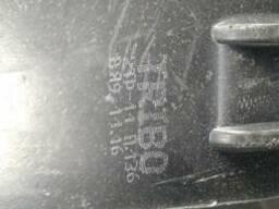 Колодка тормозная вагонная 2ТР11-01