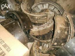 Колодка тормозная ЗИЛ-131 с конверсии в отличном состоянии - фото 2
