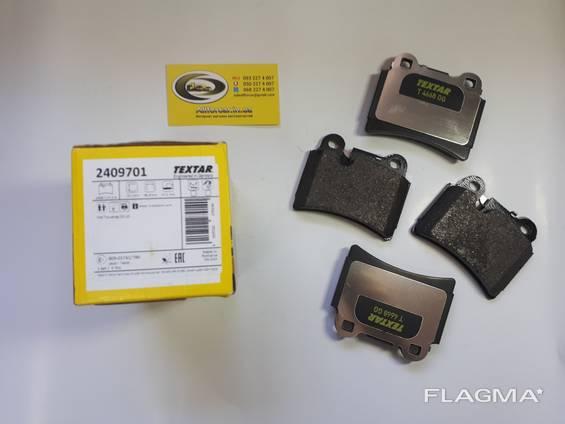 Колодки тормозные задние VW - Textar