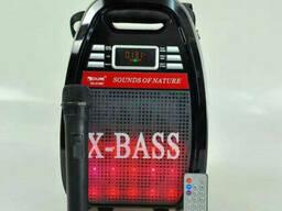 Колонка комбик Golon RX-810 BT Bluetooth mp3. ..