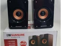 Колонки пассивные деревянные Sunsure M-58Код: hi Sunsure M-5