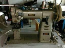Колонковая двухигольная швейная машина PFAFF594-944\01