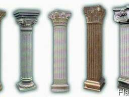 Колоны гранитные