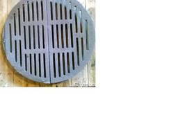 Колосник-решетка чугунная 205х350 мм, колосник чугунный, сч