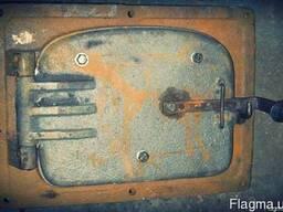 Колосники и двери к котлу Е-1. 0-0. 9 Р