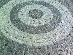 Бруківка гранітна старе місто