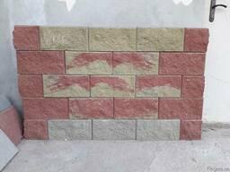 Блок колотай заборный декоративный