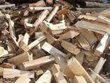 Колотые дрова - фото 1