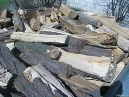 Колотые дрова.