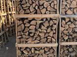 Колотые дрова (дуб, граб, ясень) - фото 1