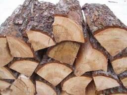 Колотые дрова. Дубовые дрова. береза, ольха, сосна