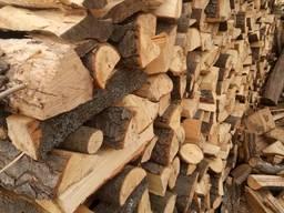 Колотые дрова, метровки, брикеты