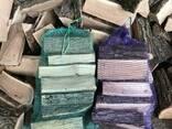Колотые дрова в сетках - фото 4