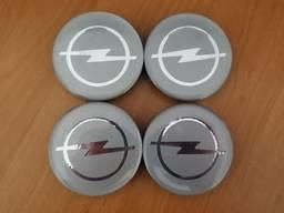 Колпачки на диски Opel Опель 65мм 4шт.