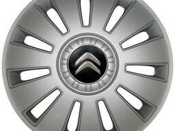 Колпак Колесный Citroën (серый) R15