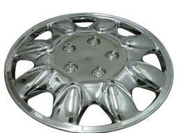 Колпак колесный King 80-255 (хром) R15
