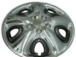 Колпак колесный King 80-265 (хром) R15