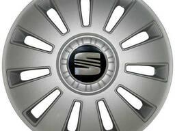 Колпак Колесный Seat (серый) R16