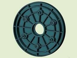 Колпак СУС 00. 007 колеса прикатывающего узкого ВЕГА