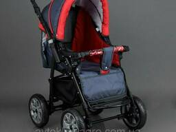 Детская коляска трансформер Karina Victoria Gold
