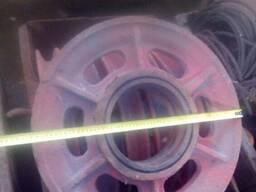 Колёса крановые двухребордные К2Р (600мм и 320мм)