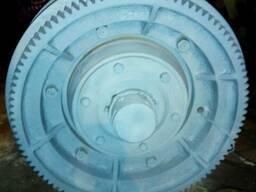 Колёса крановые двухребордные К2Р- 650х140 с зубчаым венцом